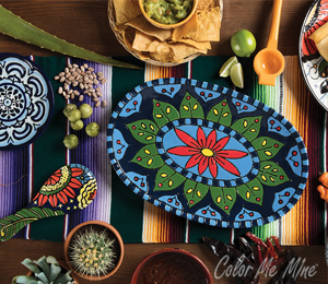 Highland Village Talavera Tableware