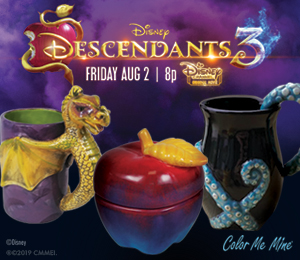 Highland Village Descendants 3!